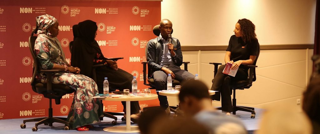 """On the first-ever World NTD Day: Guinea and Senegal say """"No to NTDs"""""""
