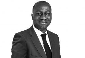 M. Carl Manlan, Chief Operating Officer at the Ecobank Foundation