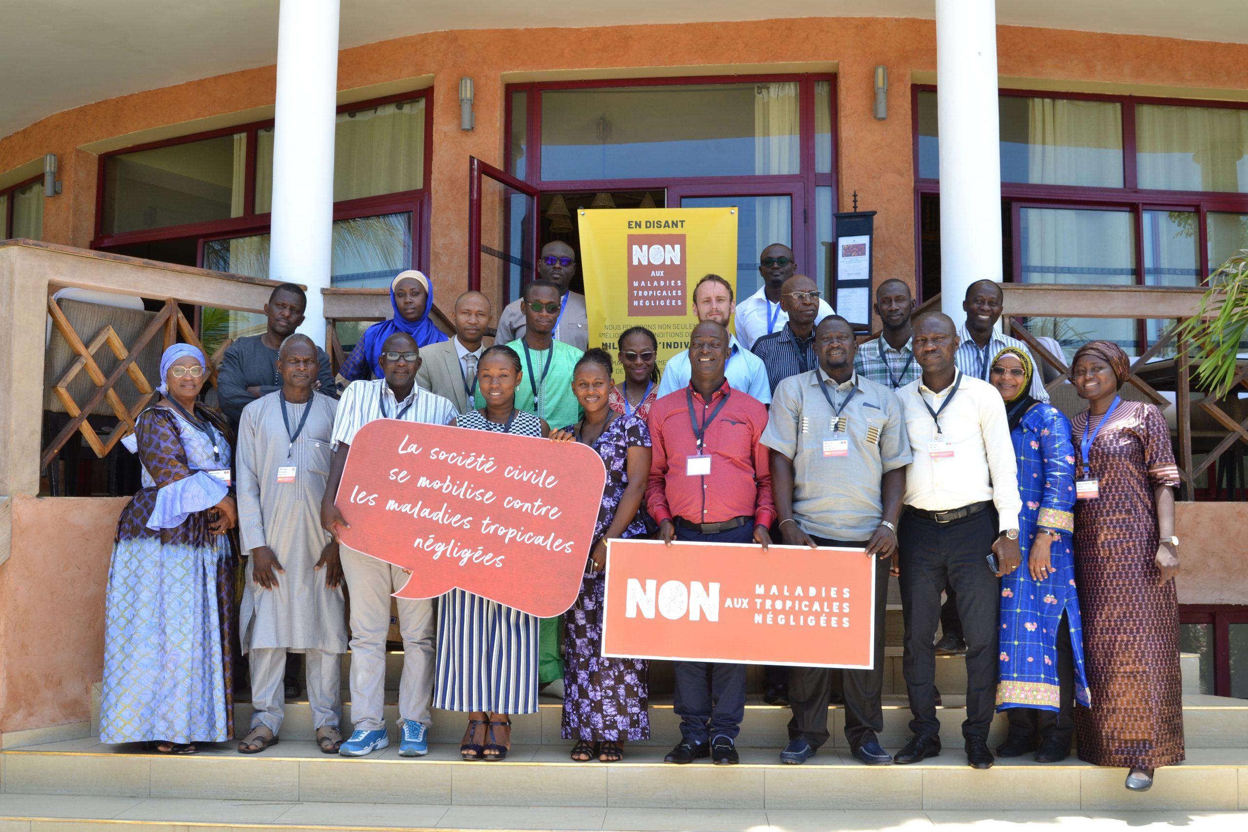 Civil Society Organisations say No to NTDs