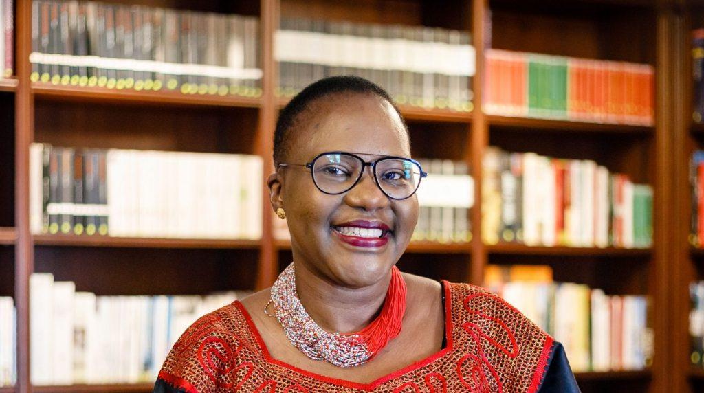 Dr Mwelecele Ntuli Malecela